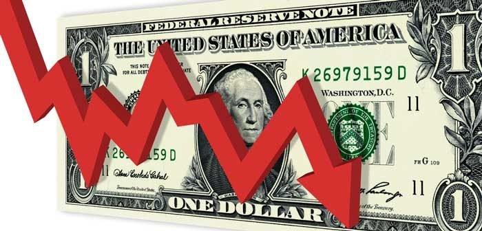 U.S. Dollar Breaking Down