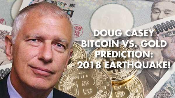 DOUG CASEY: My Last Great Bull Market – Blockchain, Then Gold!