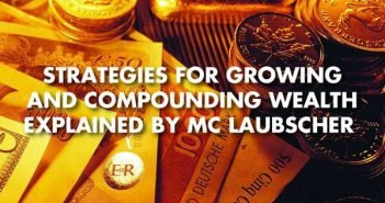 Strategies For Growing And Compounding Wealth Explained By MC Laubscher