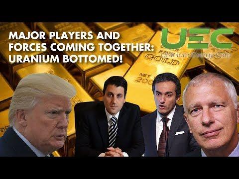 BREAKOUT ALERT: Uranium Soaring, GOLD Under Heavy Pressure!