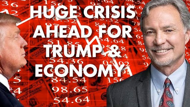 Huge Crisis Ahead for Trump & Economy – John Rubino