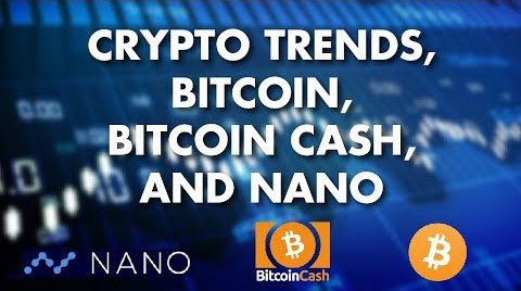 Crypto Trends, Bitcoin, Bitcoin Cash, and Nano – Colin and Shane Askins