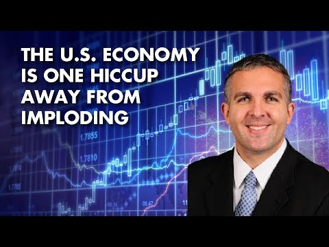 The U.S. Economy is one hiccup away from imploding – Philip Kennedy Interview