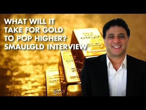 What will it take for gold to pop higher? SmaulGLD Interview