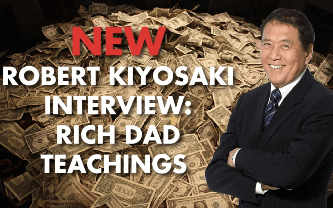 Robert Kiyosaki Video Interview Released