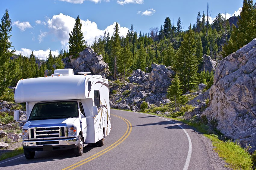 Consumer Spending Rose As Americans Bought RVs