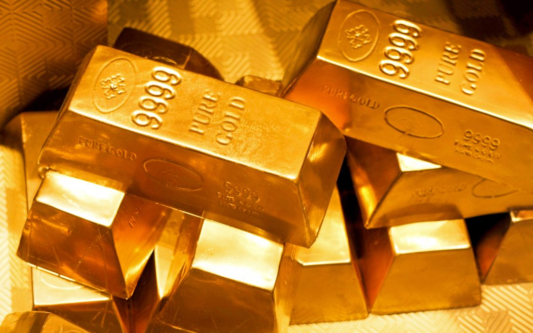 The World's Wealthiest Keep Hoarding Gold In Secret Bunkers