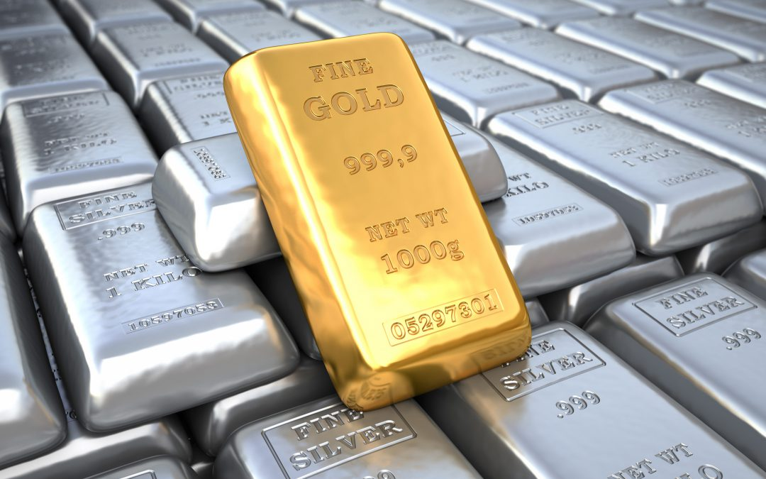 GOLD REJECTS SUPPRESSORS: $2,160 BY END OF YEAR!