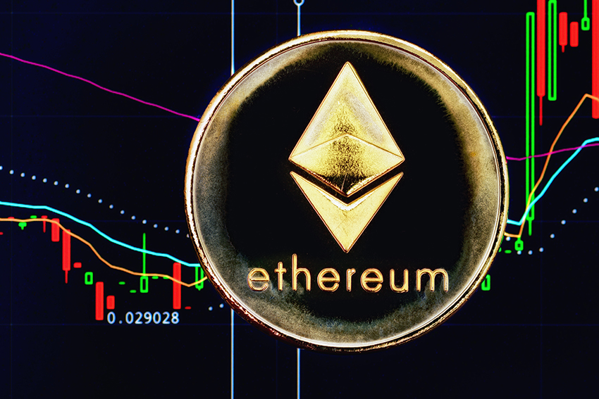 Ethereum record highs