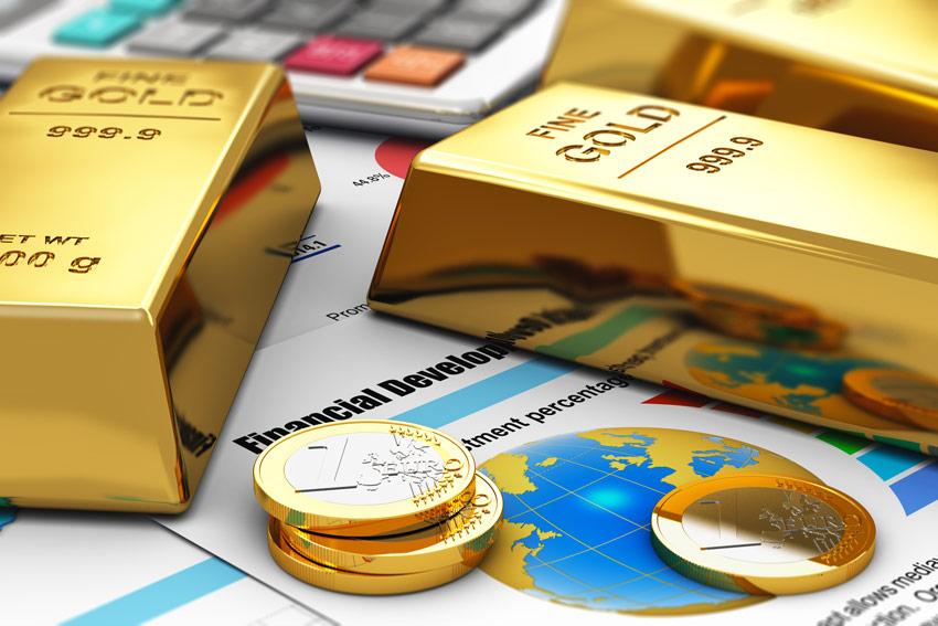 GOLD GOES VERTICAL: SHAKEN, NOT STIRRED!